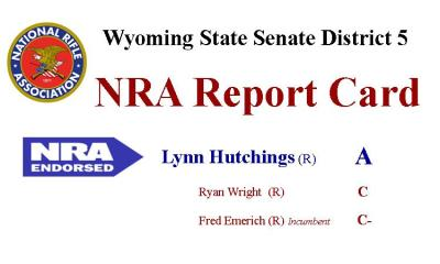 NRA Report Card